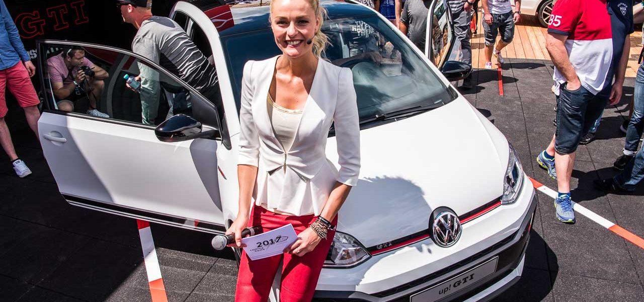 Volkswagen VW up GTI 2018 Woerthersee 2017 GTI Treffen AUTOmativ.de Benjamin Brodbeck 12 1280x600 - Der neue Volkswagen up! GTI kommt Anfang 2018 mit 115 PS und 200 Nm!