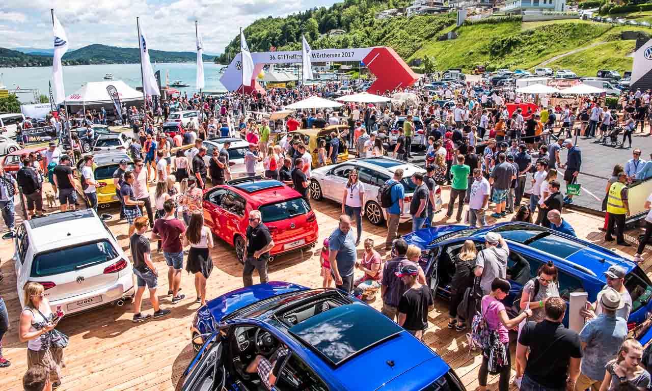 Woerthersee GTI Treffen 2017 Volkswagen Golf GTI VWGolf Skoda Tuning See AUTOmativ.de Benjamin Brodbeck 72 - Wörthersee GTI-Treffen 2017: Zweischneidiges Schwert | Bildergalerie