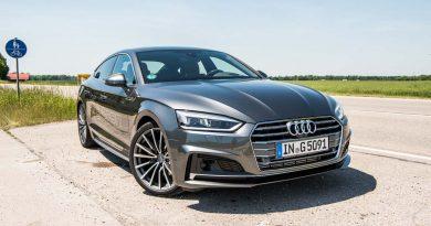 Test Audi A5 g-tron Sportback (2018): Jede Rose hat ihre Dornen