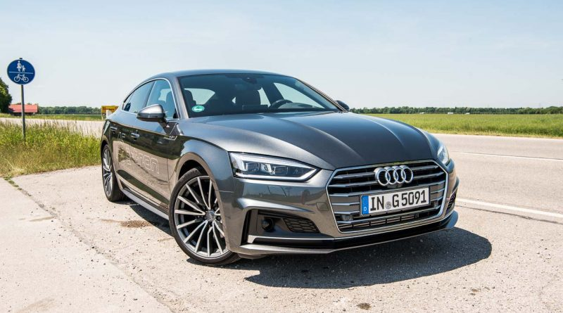 Test Audi A5 g-tron Sportback (2018): Jede Rose hat ihre ...