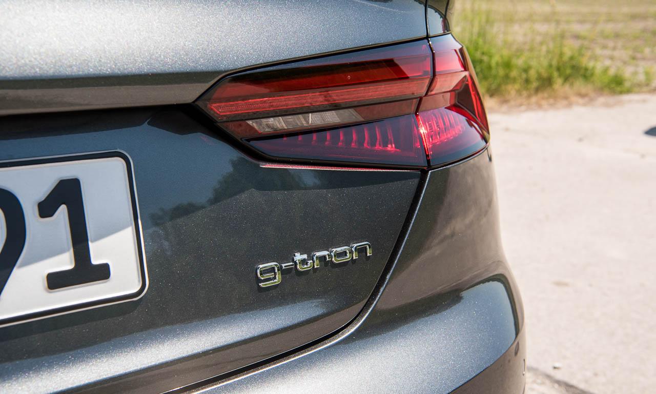 Audi A5 g tron 2018 5 - Test Audi A5 g-tron Sportback (2018): Jede Rose hat ihre Dornen