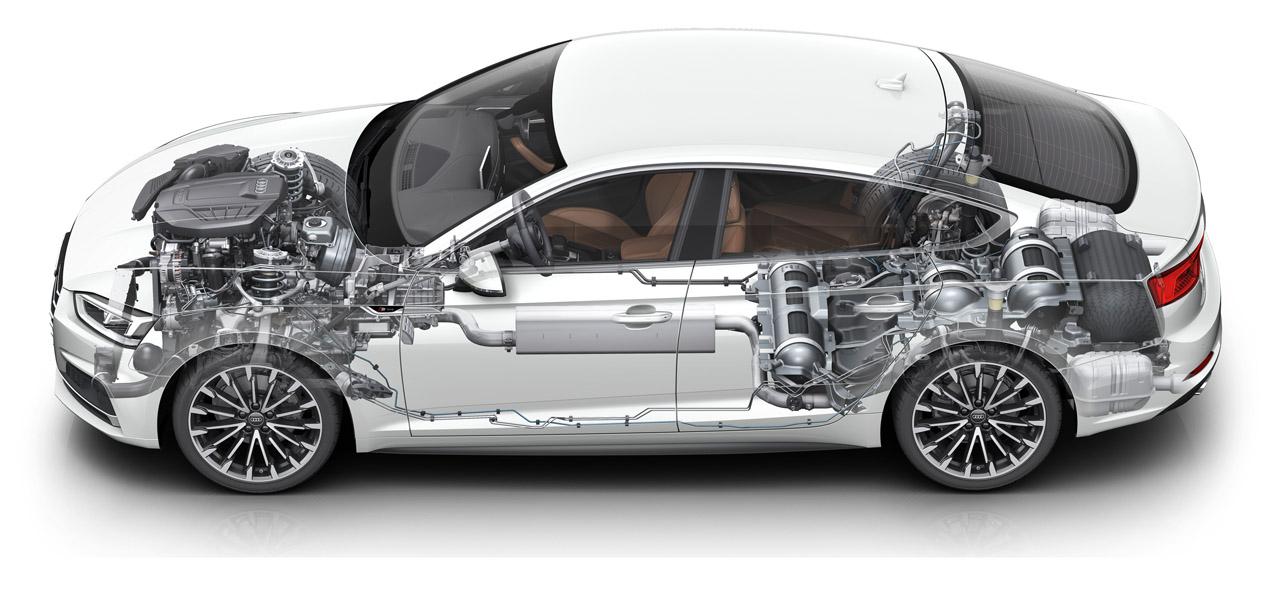 Audi A5 g tron 2018 - Test Audi A5 g-tron Sportback (2018): Jede Rose hat ihre Dornen