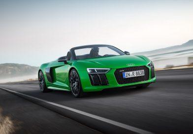 Audi R8 Spyder V10 Plus: Ingolstädter Understatement-Lamborghini jetzt obdachlos