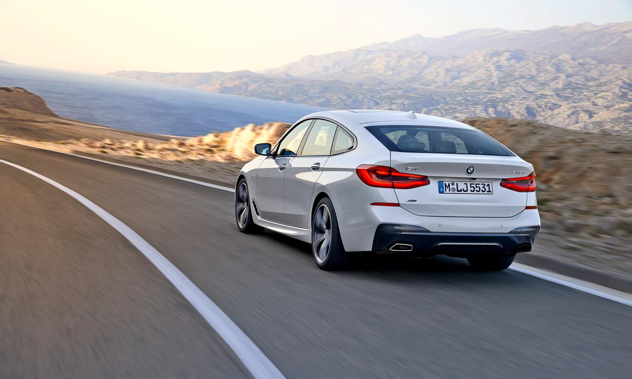 BMW 6er Gran Turismo 2018 AUTOmativ.de 2 - Der neue BMW 6er Gran Turismo ist für die alternde Öko-Nachbarschaft