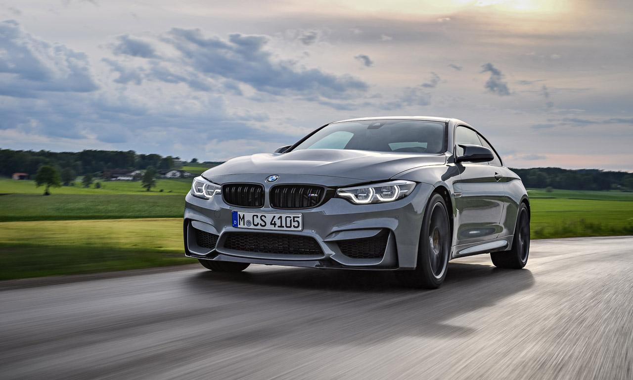 BMW M4 CS 2018 AUTOmativ.de 10 - Der neue BMW M4 CS ist die Symbiose aus M4 GTS und M4 Competition