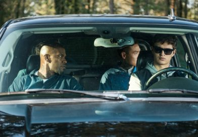 Baby Driver: Furioses Fast mit Kevin Spacey and Jamie Foxx