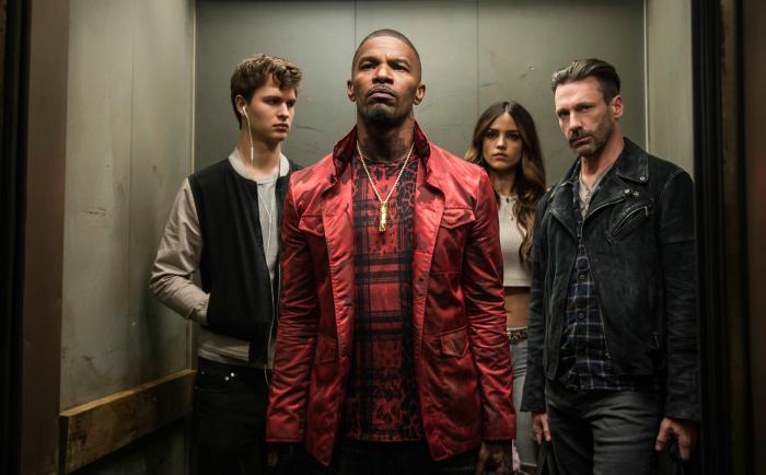 Baby Driver Kinofilm ab 27.07.2017 im Kino Filmkritik AUTOmativ.de