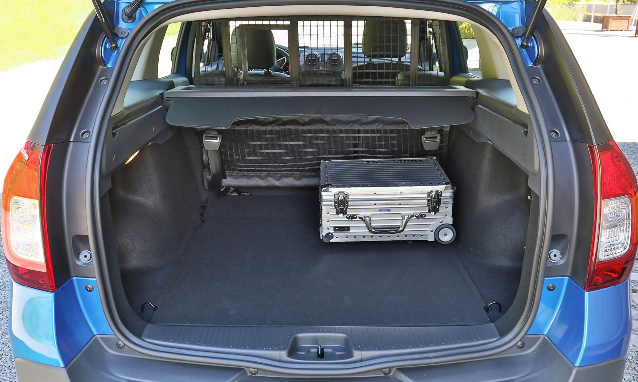 Dacia Logan MCV Stepway AUTOmativ.de Benjamin Brodbeck 7 - Dacia Logan MCV Stepway ab 12.200 Euro jetzt auch im Offroad-Look!