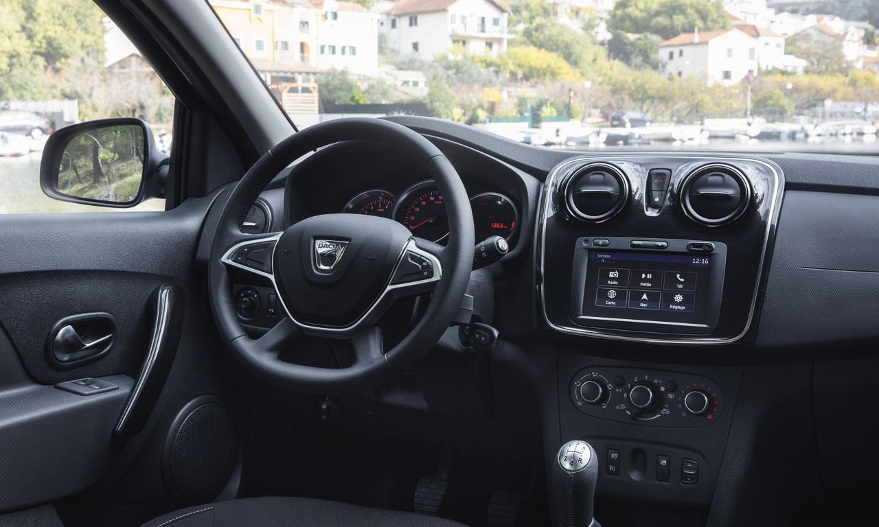 Dacia Logan MCV Stepway AUTOmativ.de Benjamin Brodbeck - Dacia Logan MCV Stepway ab 12.200 Euro jetzt auch im Offroad-Look!