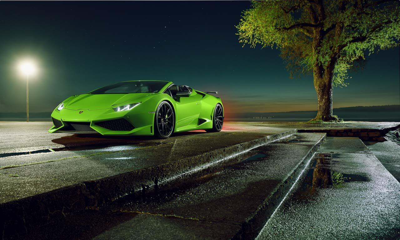 NOVITEC N LARGO auf Basis Lamborghini Huracan Spyder 860 PS AUTOmativ.de Benjamin Brodbeck Vittorio Strosek - Breitbau-Lambo Novitec N-Largo: Frischluft-Breitbau mit dem Huracan Spyder