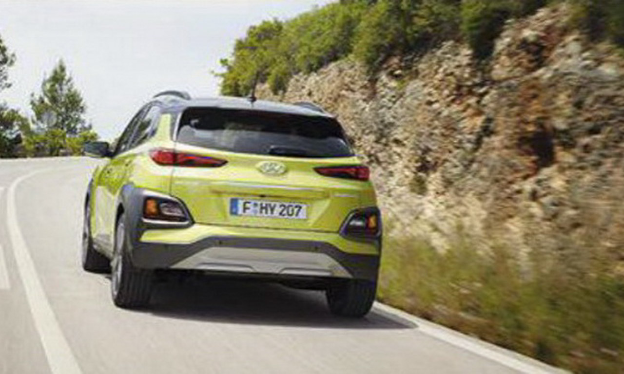 Neuer Hyundai Kona 2018 AUTOmativ.de 4 - Das ist der neue Hyundai Kona (2018) - Wir übertragen im Livestream!