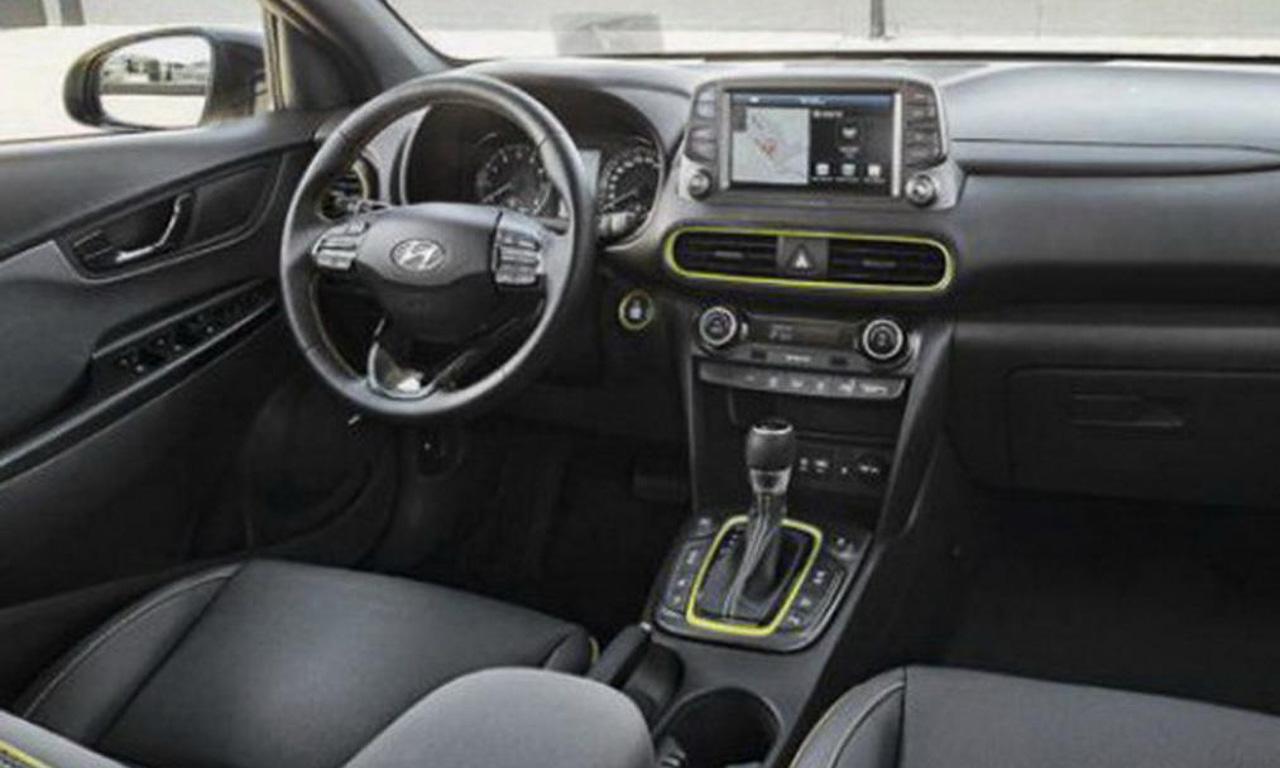 Das Ist Der Neue Hyundai Kona 2018 Wir 252 Bertragen Im
