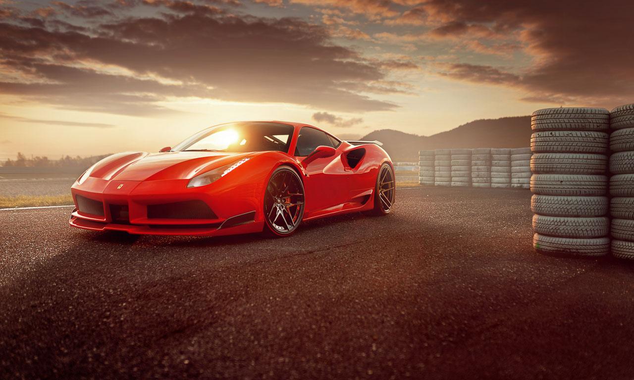 Novitec Ferrari 488 GTB N Largo AUTOmativ.de Stefan Emmerich 2 - Novitec Ferrari 488 GTB N-Largo: Breitbau mit italienischem Herz