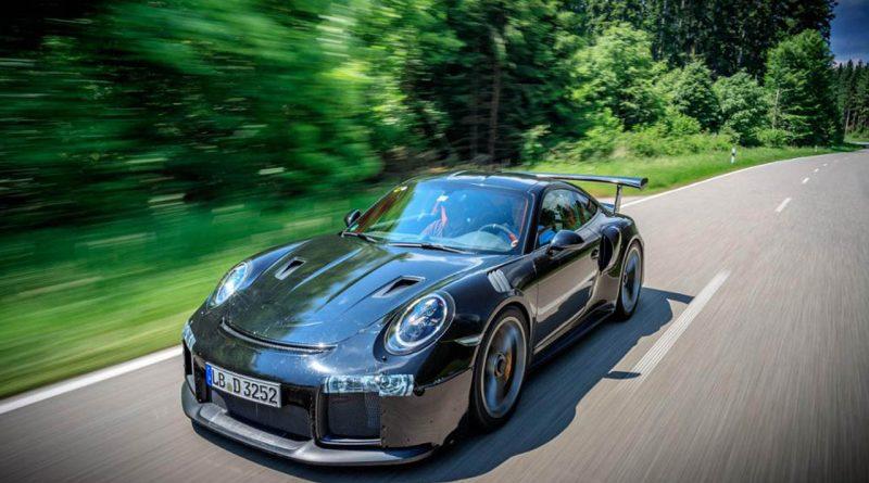 Porsche 911 GT2 RS 2018 AUTOmativ.de Benjamin Brodbeck