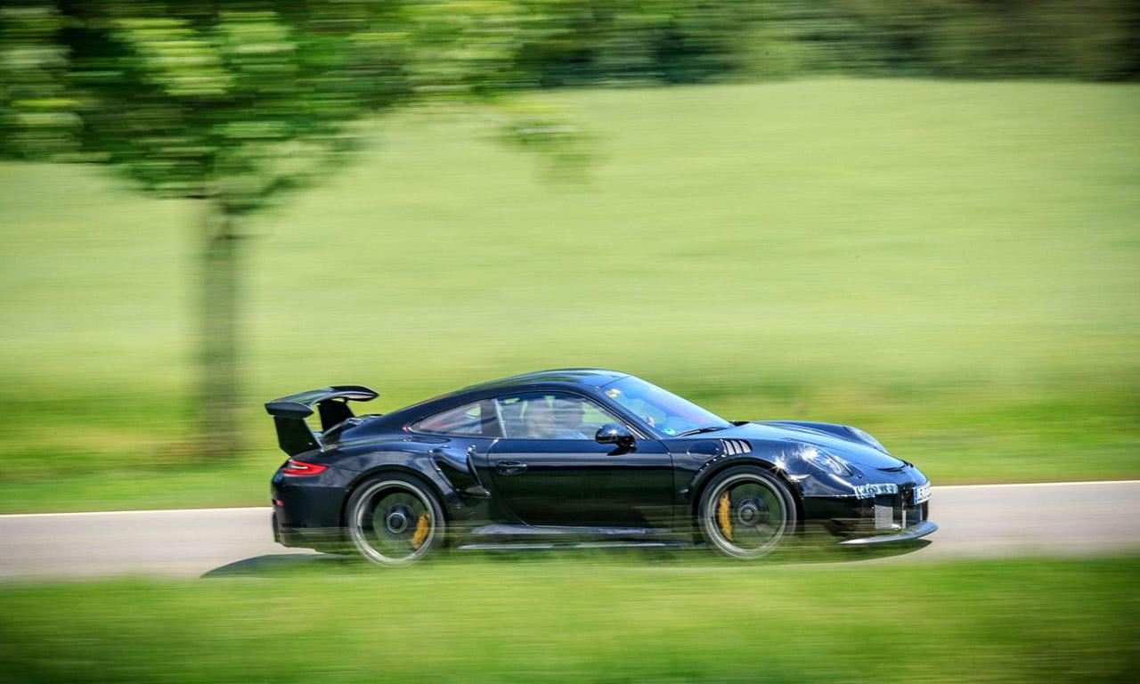 Porsche GT2 RS AUTOmativ.de Benjamin Brodbeck 3 - Porsche 911 GT2 RS (2018): Erste Daten und Bilder!