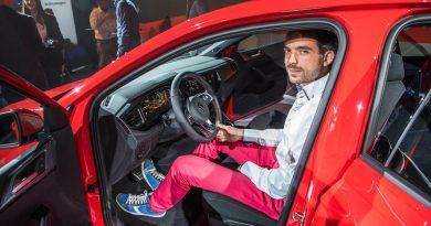 Erste Sitzprobe im neuen VW Polo der 6. Generation: Der Golf-Kannibale