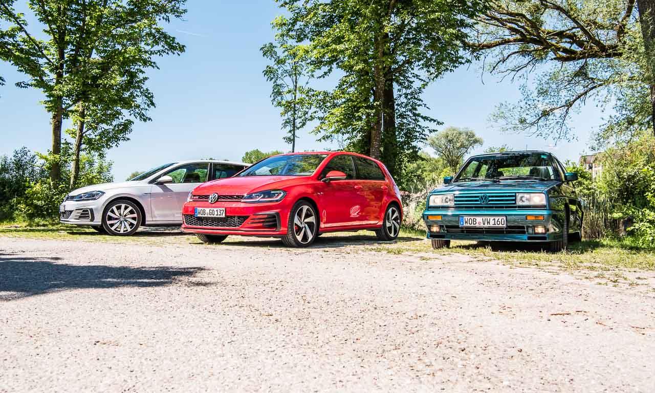 Volkswagen Rallye Golf G60 Ausfahrt Italien Woerthersee GTI Treffen 2017 Golf GTI 7 GTE AUTOmativ.de Benjamin Brodbeck LQ 2 - Ausfahrt: Volkswagen Rallye-Golf G60, 7er GTI Performance und GTE