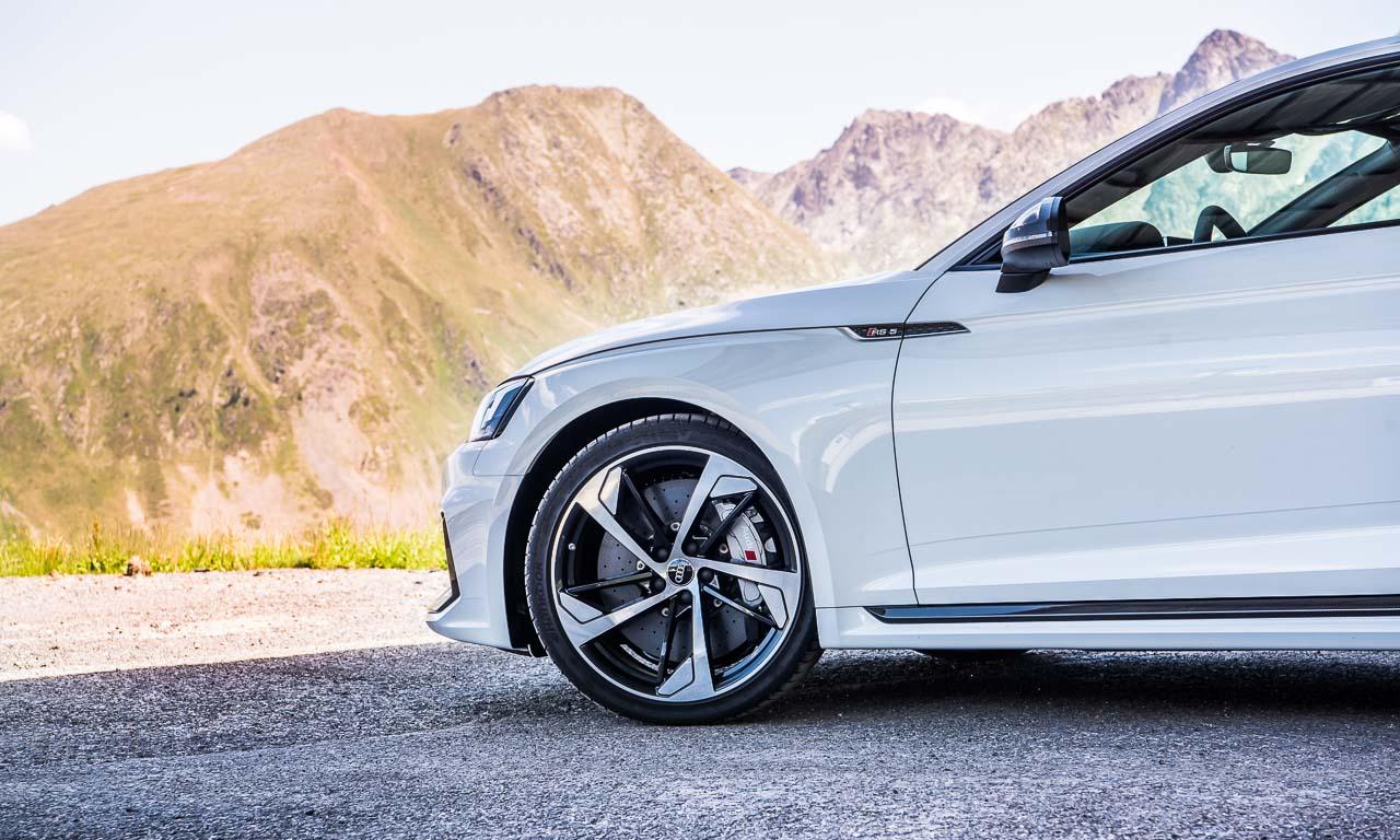 Audi RS5 2018 im Test und Fahrbericht