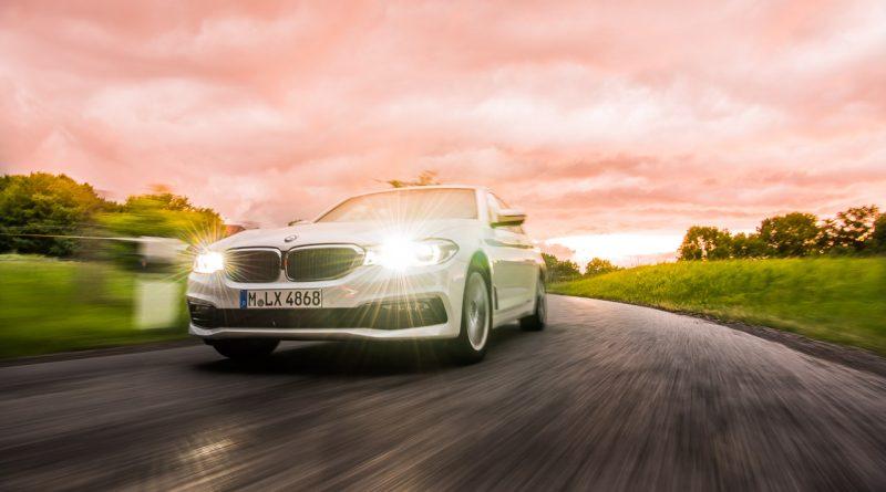 BMW 5er 530i Sport Line Facelift 2017 252 PS 2.0 Liter im Test und Fahrbericht - Review AUTOmativ.de Benjamin Brodbeck
