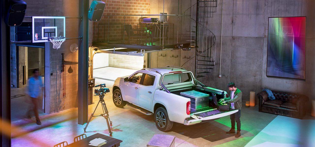 Mercedes-Benz X-Klasse: Der Pick-Up als neuester Lifestyle-Trend?