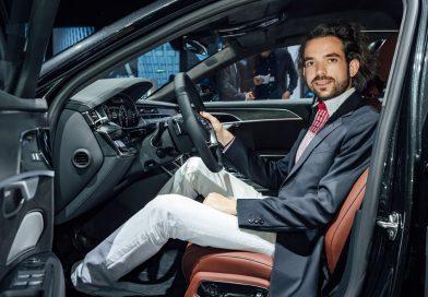 """Erste Sitzprobe im neuen Audi A8: """"Mehr Rechenpower als ein Eurofighter"""""""