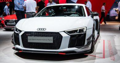 Audi Sport Performance Parts Neue Dynamik Audi R8 AUTOmativ.de Benjamin Brodbeck