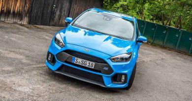 Fahrbericht Ford Focus RS: Er will nicht bequem sein!