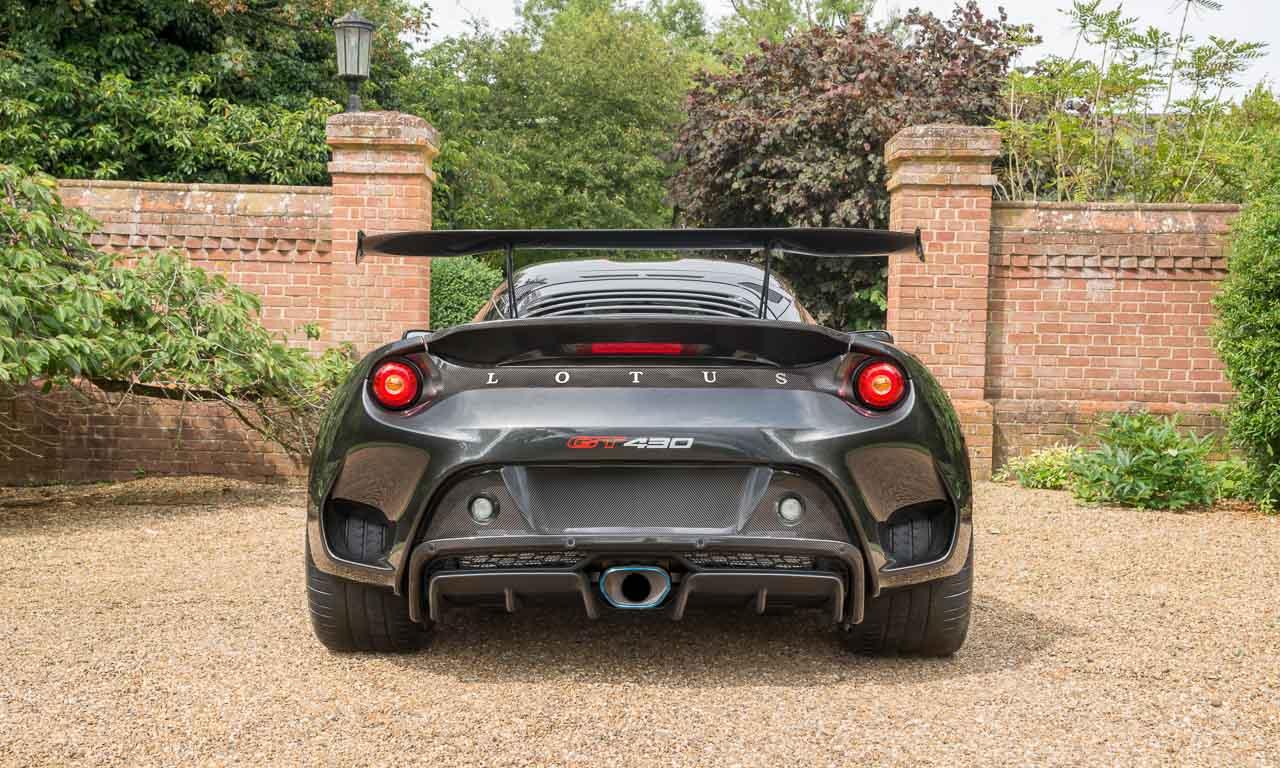 Lotus Evora GT430 AUTOmativ.de 4 - Lotus Evora GT430 - der derzeit größte und schnellste Lotus