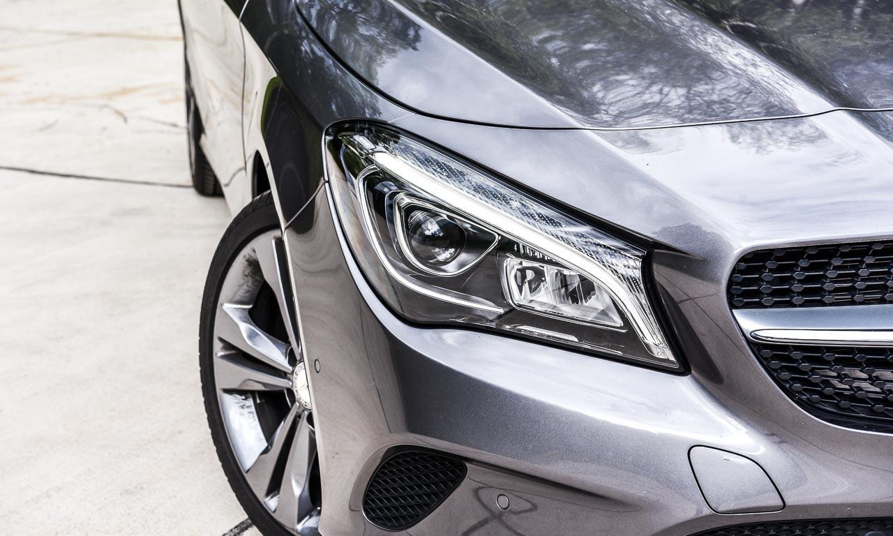 Mercedes Benz CLA 200 Benzin Mercedes Test AUTOmativ de Benjamin Brodbeck 4 - Fahraktive Eleganz: Überraschender Mercedes CLA 200