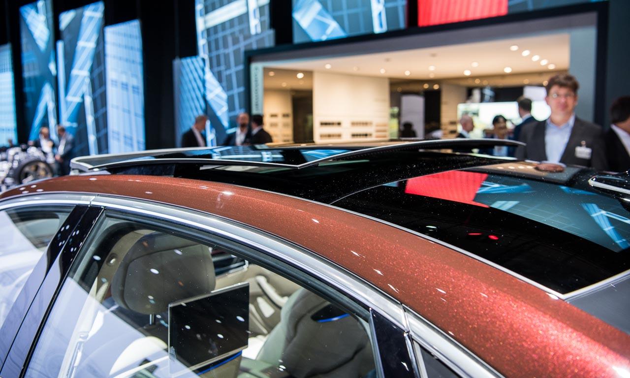 """Neuer Audi A8 2018 Audi Summit Barcelona Rupert Stadler Benjamin Brodbeck AUTOmativ 16 - Erste Sitzprobe im neuen Audi A8: """"Mehr Rechenpower als ein Eurofighter"""""""