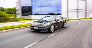 Ausfahrt mit dem Porsche Panamera 4 E-Hybrid und 2,5 Litern Verbrauch