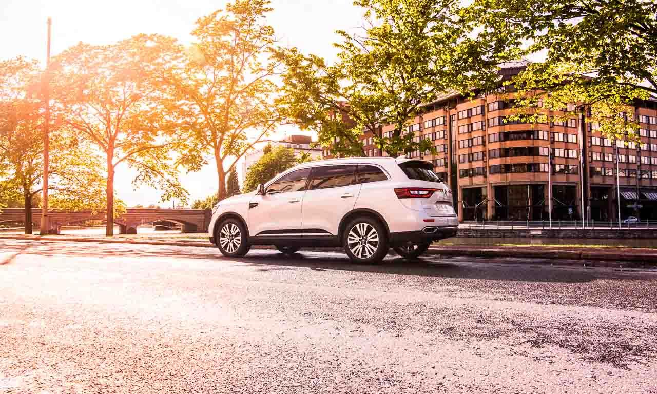 Renault Koleos Initiale Paris Fahrbericht Erster Test in Helsinki AUTOmativ.de Benjamin Brodbeck 17 - Renault Koleos dCi 175 Initiale Paris im Fahrbericht: Futur-Franzose