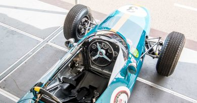 Rennfeeling wie bei der Mille Miglia: Solitude Revival 2017