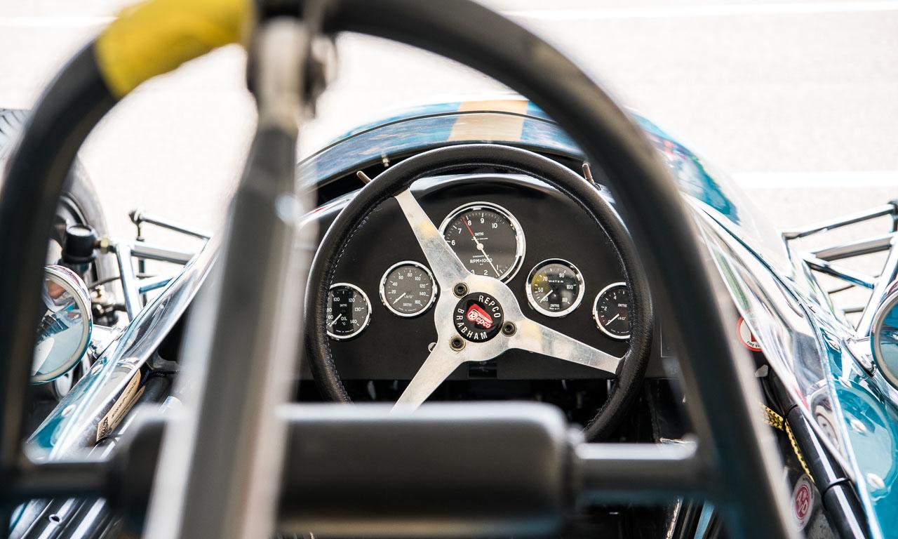 Solitude Revival 2017 Leonberg Stuttgart Porsche Mercedes Benz Solitude AUTOmativ.de Benjamin Brodbeck 50 - Rennfeeling wie bei der Mille Miglia: Solitude Revival 2017