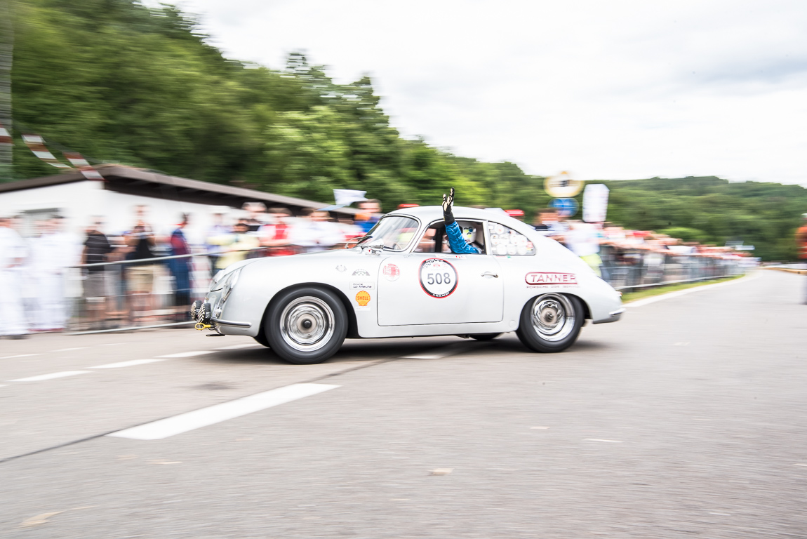 Solitude Revival 2017 Leonberg Stuttgart Porsche Mercedes Benz Solitude AUTOmativ.de Benjamin Brodbeck Teilnehmerfahrzeuge 450 - Solitude Revival 2017: Impressionen und Fahrzeuge der Teilnehmer