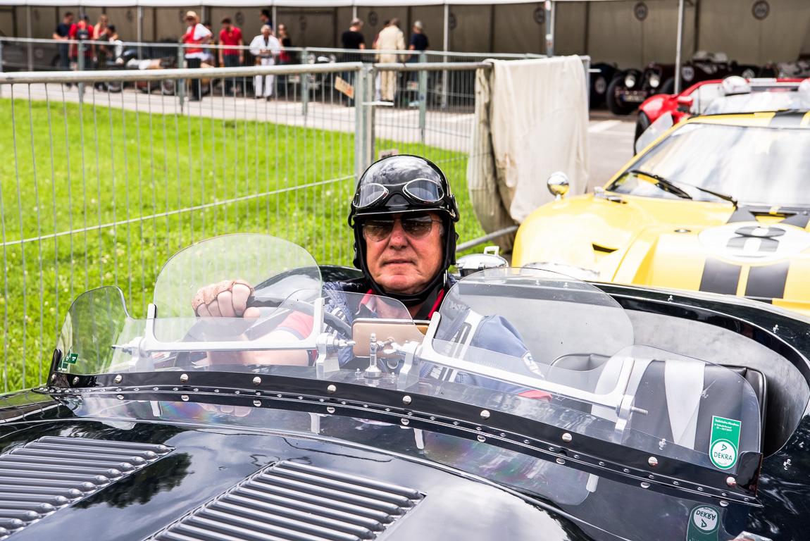 Solitude Revival 2017 Leonberg Stuttgart Porsche Mercedes Benz Solitude AUTOmativ.de Benjamin Brodbeck Teilnehmerfahrzeuge 91 - Solitude Revival 2017: Impressionen und Fahrzeuge der Teilnehmer