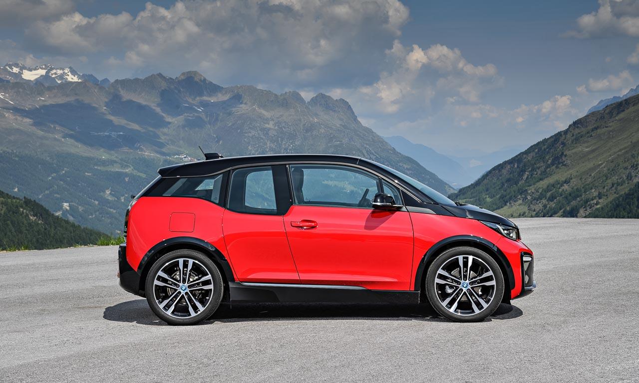 BMW i3 s 2018 AUTOmativ.de 3 - Neuer BMW i3s: Schaut, zu was ihr BMW gebracht habt!