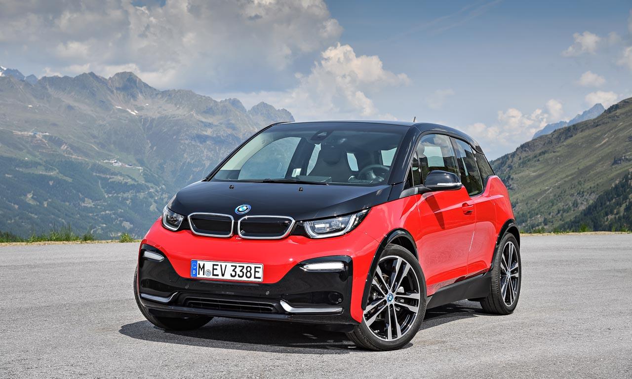 BMW i3 s 2018 AUTOmativ.de 4 - Neuer BMW i3s: Schaut, zu was ihr BMW gebracht habt!