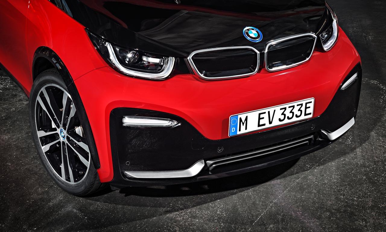 BMW i3 s 2018 AUTOmativ.de  - Neuer BMW i3s: Schaut, zu was ihr BMW gebracht habt!