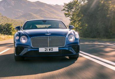 Neuer Bentley Continental GT: Ganz schön viel Panamera im Briten