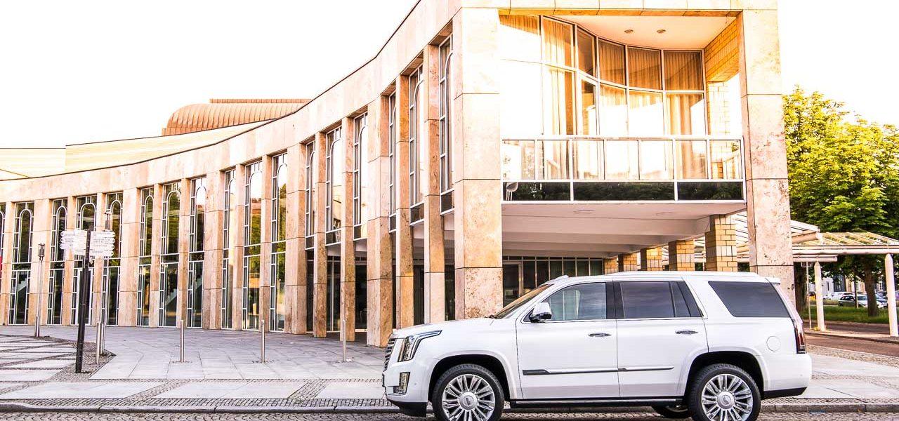 Fahrbericht Cadillac Escalade: Ist das die dekadenteste Art zu reisen?