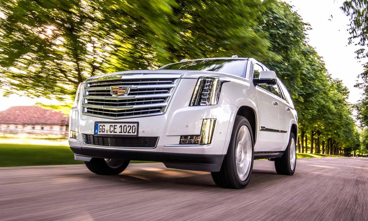 Cadillac Escalade 2017 im Fahrbericht Test General Motors CT6 XT5 SUV Luxus Luxury AUTOmativ.de Benjamin Brodbeck 54 - Fahrbericht Cadillac Escalade: Ist das die dekadenteste Art zu reisen?