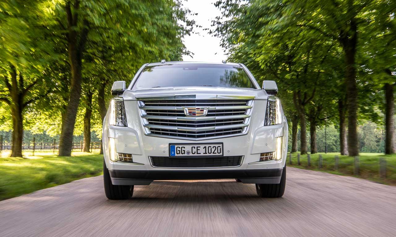 Cadillac Escalade 2017 im Fahrbericht Test General Motors CT6 XT5 SUV Luxus Luxury AUTOmativ.de Benjamin Brodbeck 58 - Fahrbericht Cadillac Escalade: Ist das die dekadenteste Art zu reisen?