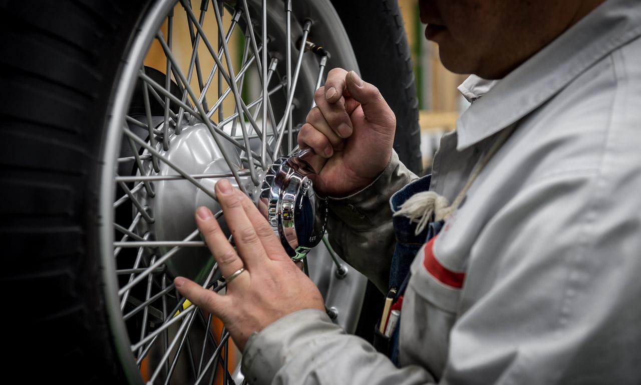 Passion: das soll die Nissan- und Infiniti-Mitarbeiter angetrieben haben, das Projekt zu realisieren. Sagenhafte Motivation.