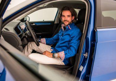 Erste Sitzprobe im VW T-Roc: Kleines SUV frisch und funky!