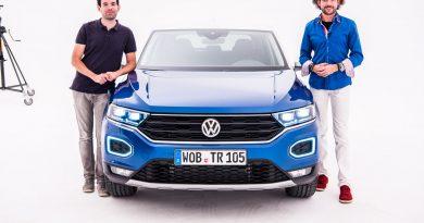 VW T-Roc im Tech-Check zusammen mit VW Marketing und PR (Video)