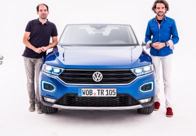 VW T-Roc im Tech-Check zusammen mit VW Marketing und PR (Video)