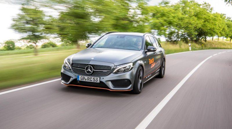 RaceChip-Mercedes-AMG-C43-405 PS-Chiptuning-AUTOmativ.de-Benjamin-Brodbeck-Leonberg-Stuttgart-Mercedes