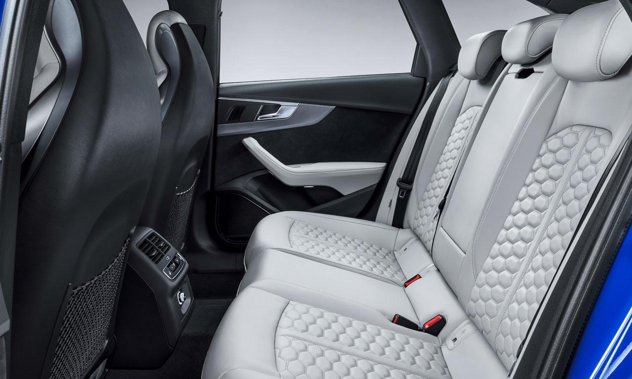 Audi RS4 2017 auf der IAA 2017 AUTOmativ.de Benjamin Brodbeck 3 - Hier ist endlich der neue Audi RS4 Avant mit 450 PS - aber ohne V8