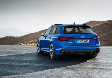 Der Audi RS 4 Avant ist jetzt bestellbar!